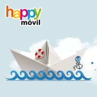 Happy Móvil 'agiganta' su tarifa de voz + Internet móvil
